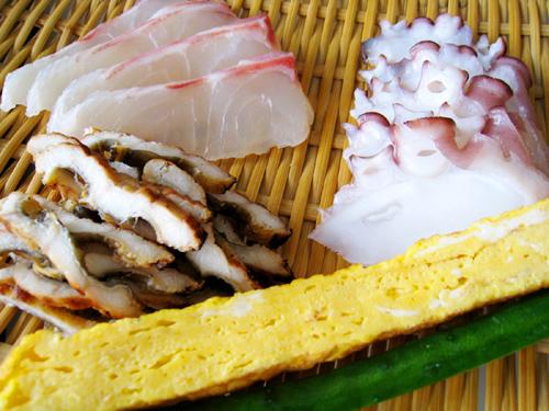 明石風巻き寿司