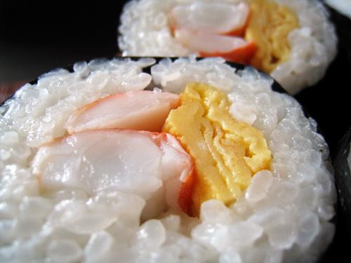 回転寿司でも人気