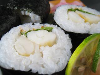 ふぐ巻き寿司