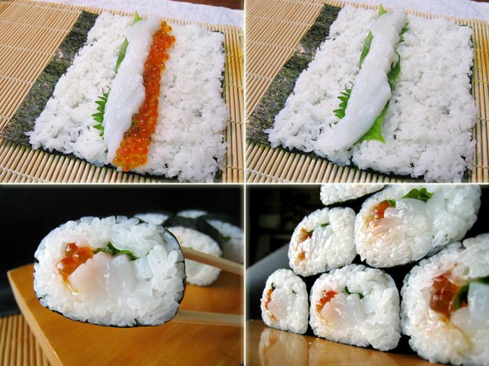 中巻き寿司,中巻き,中巻き鮨,中巻きスシ