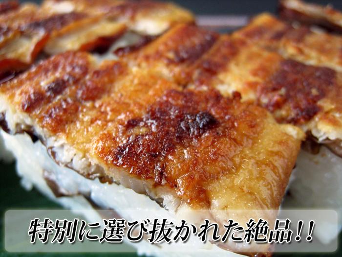 特選焼アナゴ寿司,特選焼あなご寿司