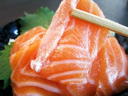 回転寿司では一番人気