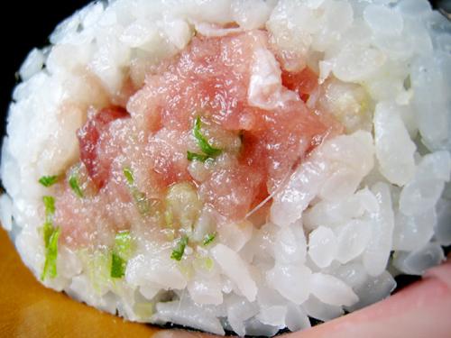 ネギトロ巻き寿司